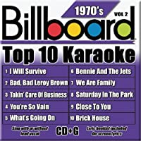 Vol. 2-70's-Billboard Top 10 Karaoke