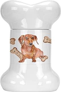 dachshund shaped cookie jar