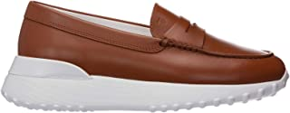 Luxury Fashion | Tod's Women XXW80A00012NB6G807 Brown Leather Loafers | Spring-summer 20