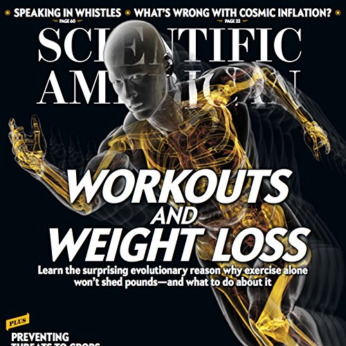 Scientific American, February 2017 audiobook cover art