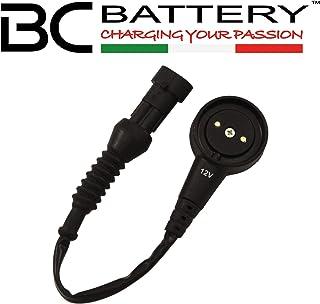 BC Battery Controller 710-MAG-M wtyczka magnetyczna/adapter do ładowarek BC (12 V maks. 15 Amp) – Made in Italy
