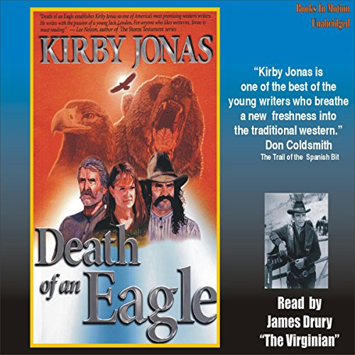 Death of an Eagle cover art