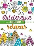 Arteterapia para colorir e relaxar