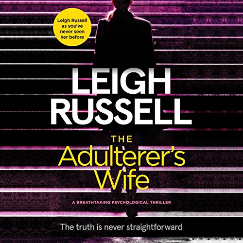 The Adulterer's Wife audiobook cover art