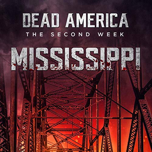 Dead America: Mississippi audiobook cover art