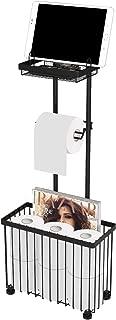 Best free standing chrome toilet roll holder Reviews