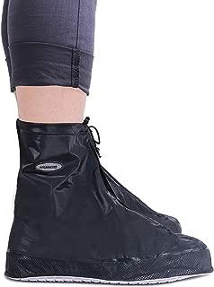 Reusable Rain Shoe Covers Waterproof Overshoes Non Slip Foldable Galoshes