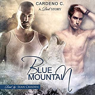 Blue Mountain  cover art