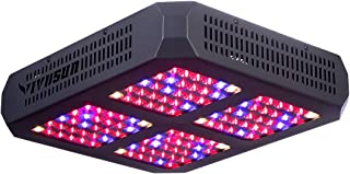 VIVOSUN 600W LED Grow Light Full Spectrum for Hydroponic Indoor Plants Growing Veg and Flowering (120PCS LED Diodes)