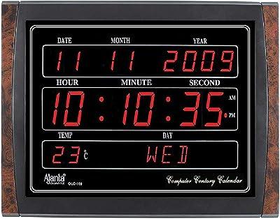 Oreva Digital Wall Clock