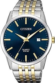 CITIZEN Mens Quartz Watch, Analog Display and Stainless Steel Strap - BI5000-87L