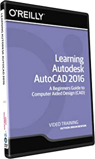 Learning Autodesk AutoCAD 2016 - TrainingDVD