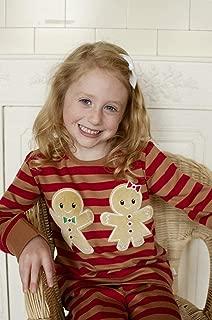 Organic Kid Gingerbread Pijama Takımı