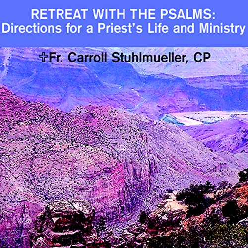 Retreat with the Psalms audiobook cover art