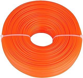 2.4mm Trimmer Lijn Nylon Koord Draad Ronde String Benzine Grastrimmer Voor Grasmaaier Maaien Touw Maaien Lijn 50 M / 100 M...