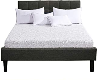 Comfort & Relax Memory Foam Mattress for Full Body Support, 5-inch Thick, 38 x 74 x 5 in, Twin