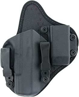 StealthGear USA SG-Ventcore AIWB Plus Hybrid Holster - tuckable, Adjustable, Inside Waistband Concealed Carry Holster - Made in USA