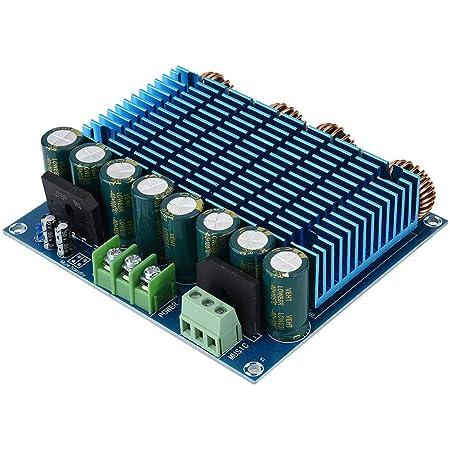Audioverstärker Xh M258 2 420 W Digital Power Stereo Audioverstärkerplatine Tda8954th Dual Chip Für Diy Audios Baumarkt