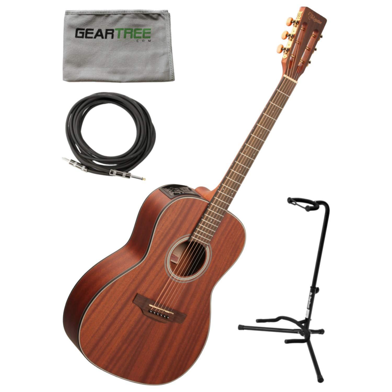 Takamine GY11ME Guitarra eléctrica acústica New Yorker con bolsa ...