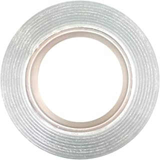 Sonmer Reusable Adhesive Silicone Tape, Anti-Slip Double Sided Sticky Strips (9.8ft)