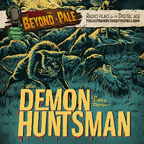 The Demon Huntsman audiobook cover art