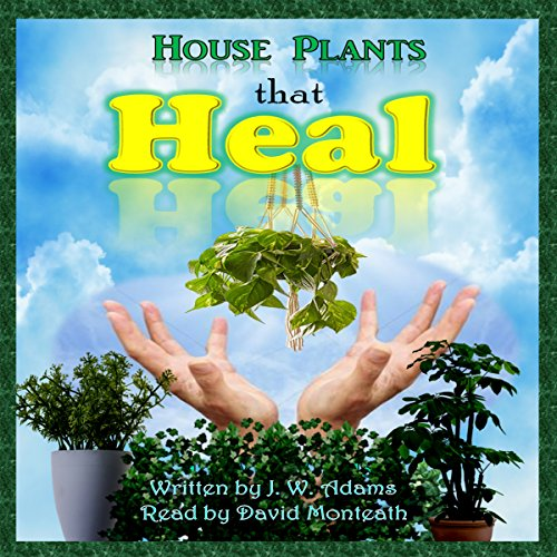 House Plants That Heal audiobook cover art