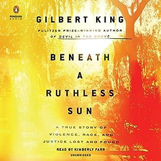 Beneath a Ruthless Sun audiobook cover art