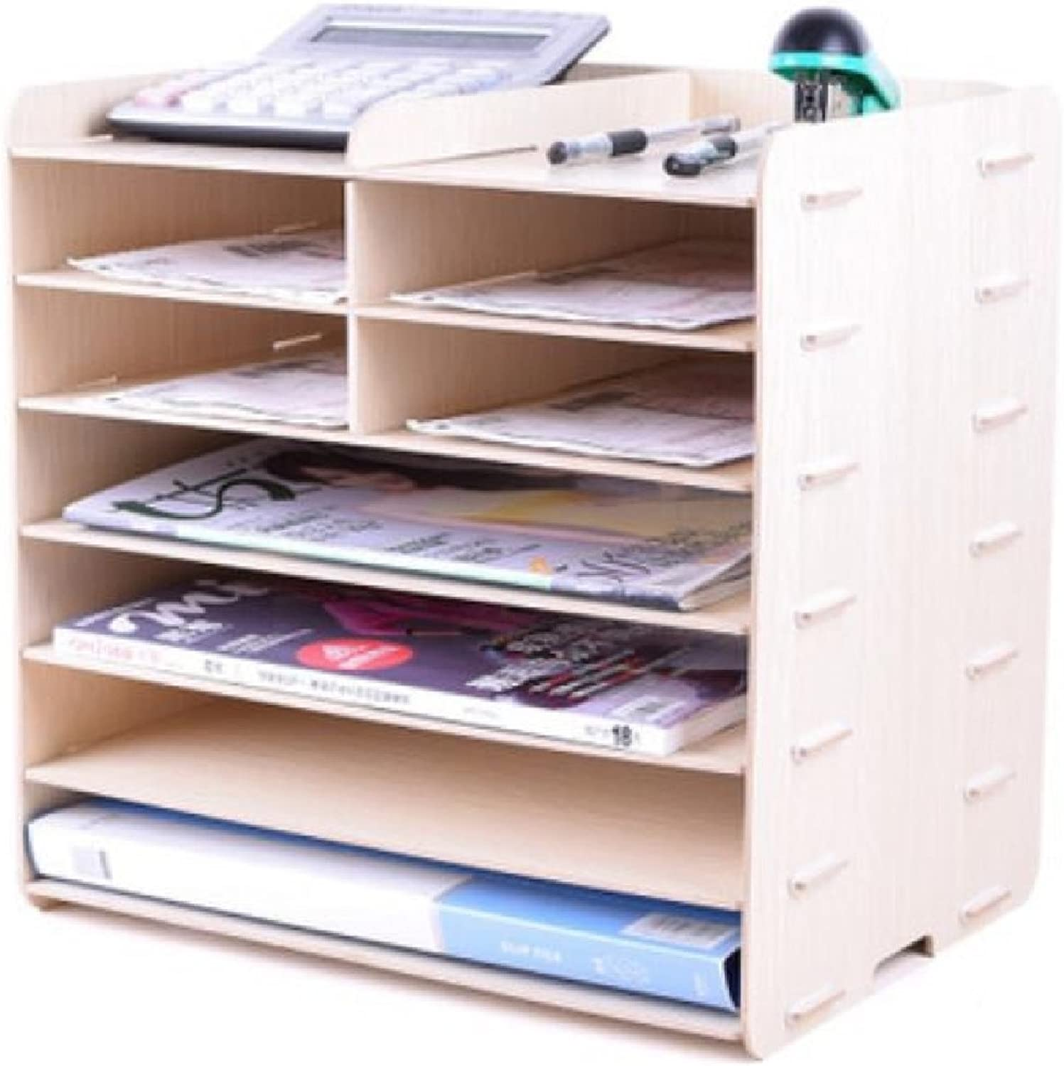 Freely Shelving Unit Solid Heavy Duty Embellished Purpose Wall Mounted Counter Shelf AS3 7 Shelves