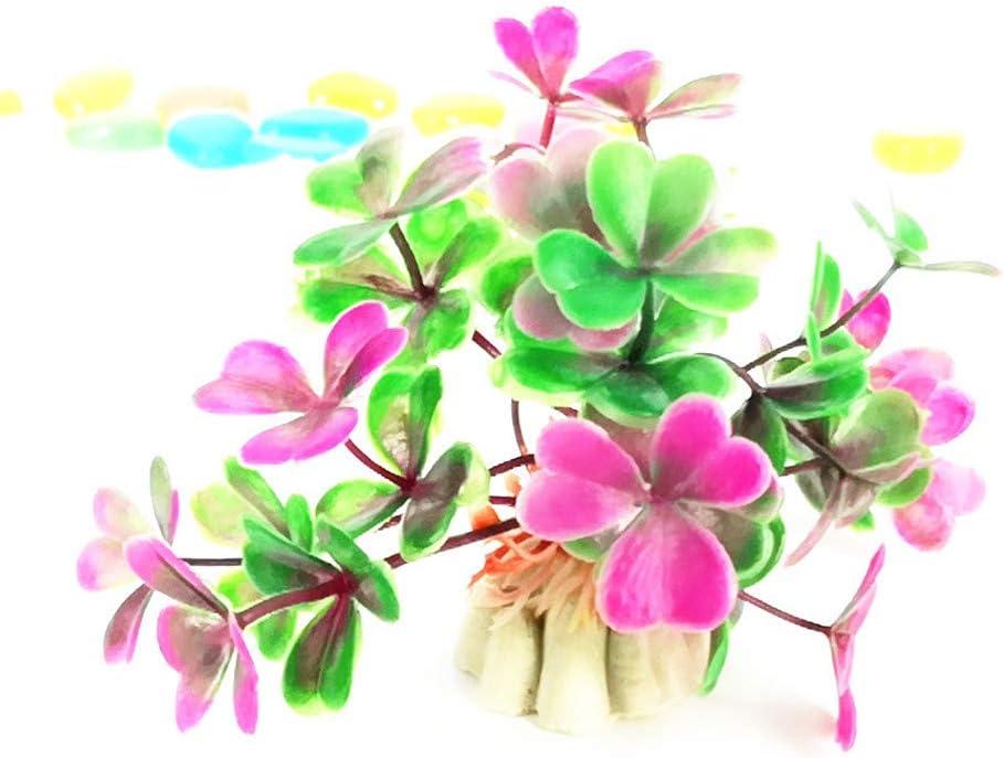 huihuijia Acuario Decoracion Plantas Decorativas Planta Acuario Plantas Verdes Acuario PláStico Acuario DecoracióN De Hierba Pecera para Peceras Baratas 1pc