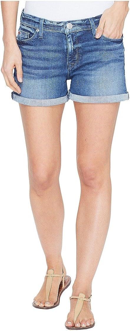 HUDSON Jeans Women's Asha Midrise Cuffed Short Max Surprise price 52% OFF 5-Pocket Jean