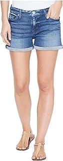 Hudson Jeans Women's Asha Midrise Cuffed 5-Pocket Jean Short