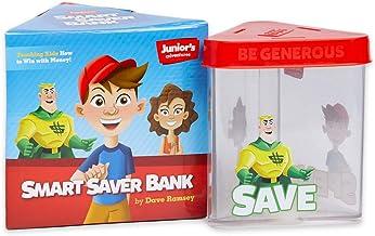 Ramsey Press Junior Adventure Bank: Smart Saver Bank