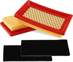 951-10298 Air Filter with Pre Filter – Fit for Kohler 14 083 01-S, MTD 951-10298, Cub Cadet 951-14632 SC100, Honda, etc. Lawn Mower Tractor Air Cleaner - 2 Pack