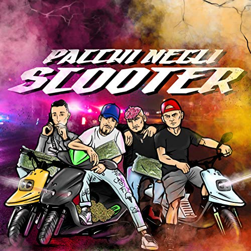 Pacchi negli scooter (feat. Diablo Savage & Janga) [Explicit]
