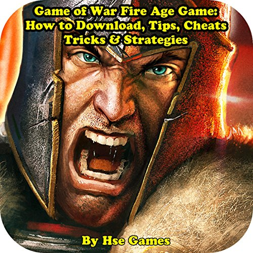 Game of War Fire Age Game audiobook cover art