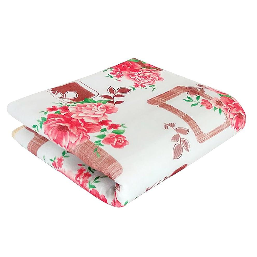 つかまえるフルートタイトHealifty 電気加熱されたパッドの温度調整の熱毛布の鎮痛剤の二重暖房のマットレス145 x 115 CM
