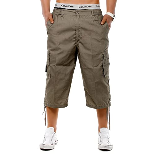 cheap official site pre order Three Quarter Length Trousers: Amazon.co.uk