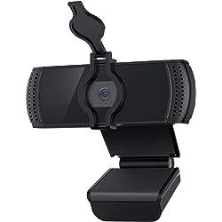 BOIFUN Webcam 1080P con Micrófono
