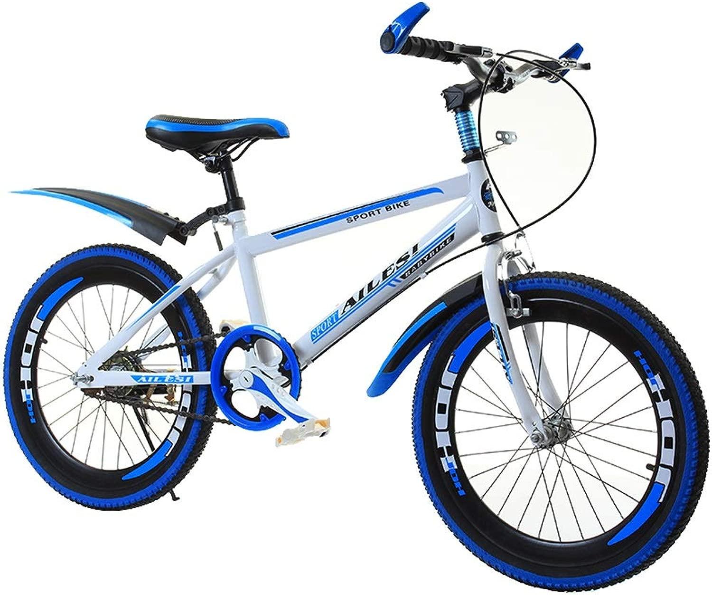 子供用自転車 LLL 18 / 20インチ 男の子 女の子 自転車 瞳孔 シングルスピード マウンテンバイク ビッグボーイ 5 – 13歳