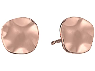 gorjana Chloe Small Studs (Rose Gold) Earring