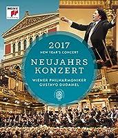 Neujahrskonzert / New Year's Concert 2017 [Blu-ray]
