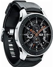 SAMSUNG SM-R800NZSCXAR Galaxy Watch Smartwatch 46mm...