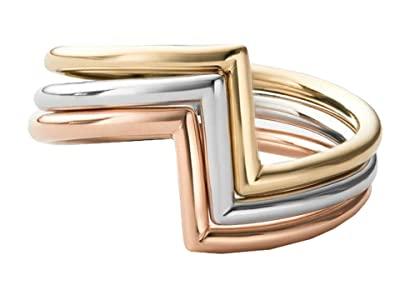Miansai Arch Ring Set (Gold/Rose/Silver) Ring