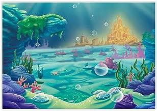 under the sea backdrop