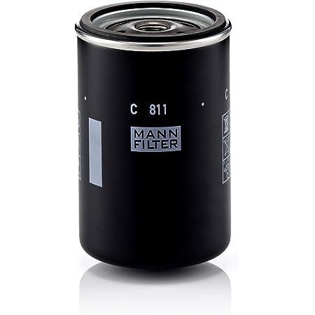 Original Mann Filter Luftfilter C 811 Für Nutzfahrzeuge Auto