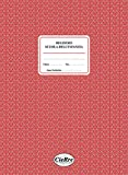 REGISTRO INSEGNANTI SCUOLA DELL'INFANZIA Registro di 52 pagine F.to 24x34 cm Stampa a 2 COLORI: nero e celeste CieRre Registri