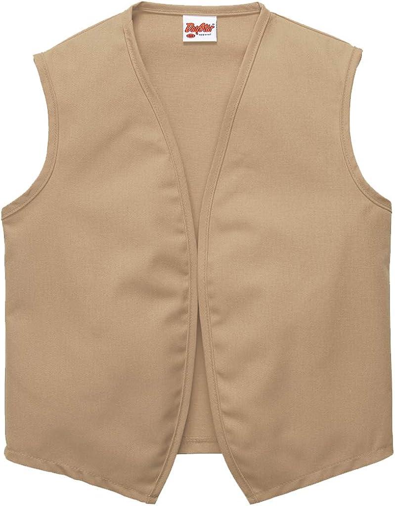 DayStar Apparel Unisex Uniform Vest - No Pockets - Style 740NP