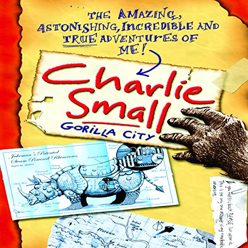 Charlie Small 1 audiobook cover art