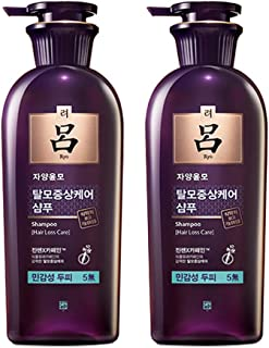 Ryeo Jayangyunmo Shampoo (For Sensitive Hair) 400g X 2 New Version