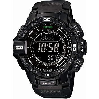[カシオ] 腕時計 プロトレック ソーラー PRG-270-1AJF ブラック